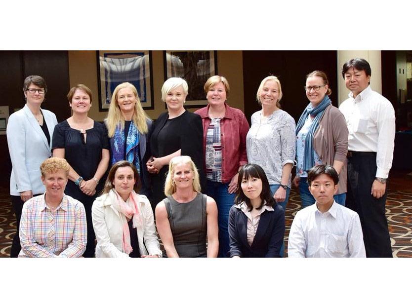Anik St-Pierre, du département de Techniques de sécurité incendie et créatrice du projet Les filles ont le feu sacré, a été nommée représentante du Canada à la Commission pour les femmes dans les services d'incendie et de sauvetage au sein d'un comité international.