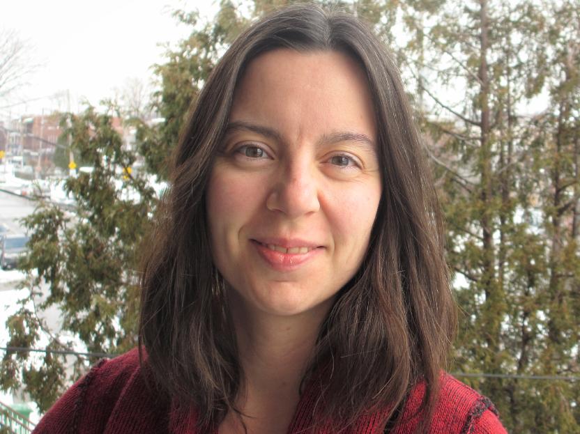 Professeure de philosophie, Emmanuelle Gruber a signé un texte dans Le Devoir sur l'enseignement de la philosophie.